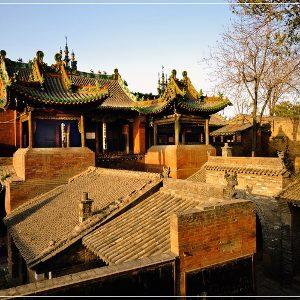 Château souterrain de Zhangbi - 张壁古堡