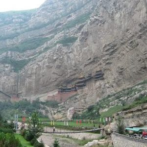 Le monastère suspendu - 悬空寺