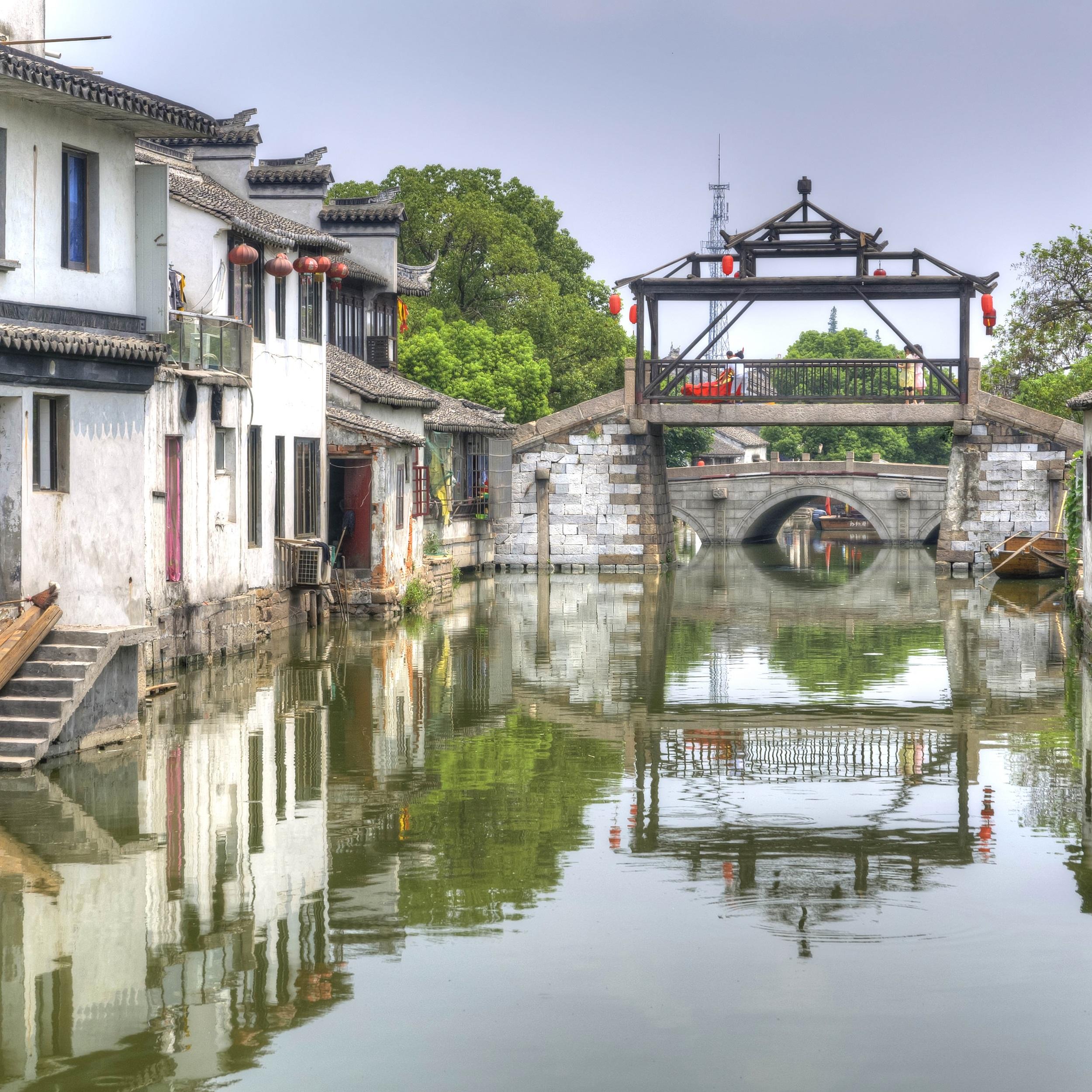 Mr LEVASSEUR – Shanghai – Nanjing (4 jours)