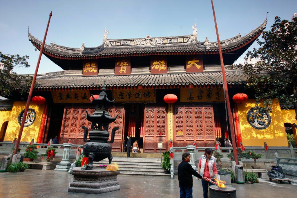La vieille ville de shanghai en chine information et for Le jardin moghol 53 rue vieille du temple