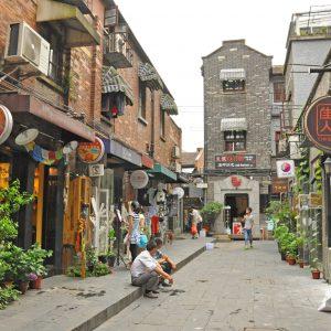 L'ancienne concession française - 上海法租界