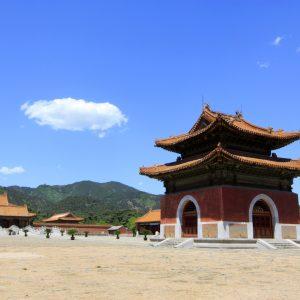Tombeaux des Qing - 清東陵