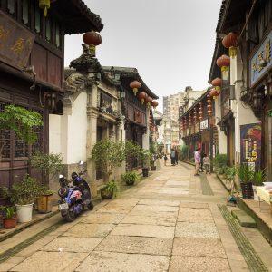 La vieille ville de Shanghai - 上海古城