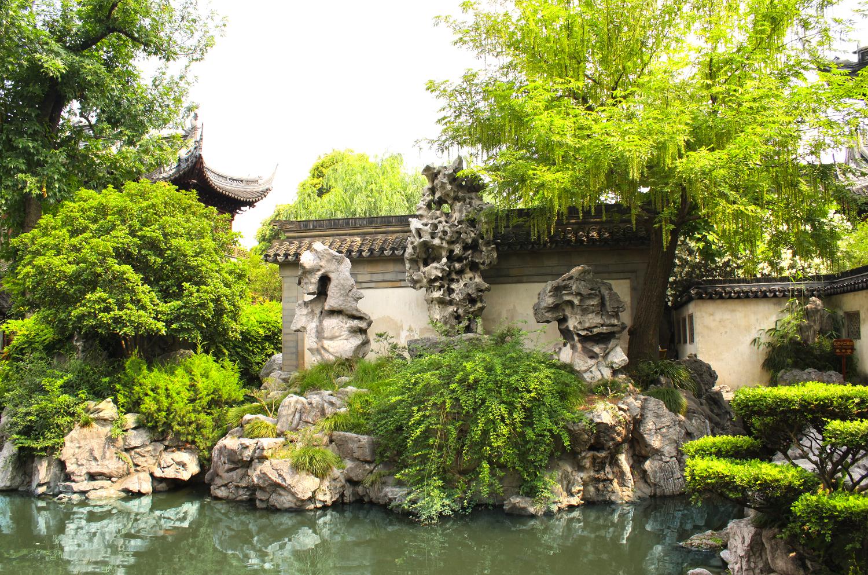 Le jardin yu shanghai en chine information et guide de for Jardin 16eme