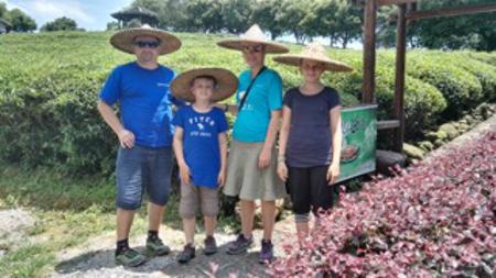 Claire et sa famille – découverte de la Chine (16 jours)