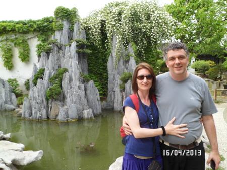 Fabiola – Visites dans la région de Shanghai (7 jours)