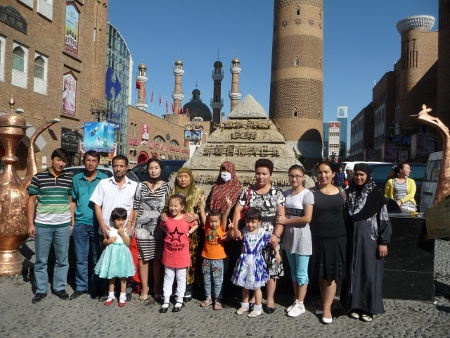 Famille DURBIANO – Voyage au Xinjiang (11 jours)