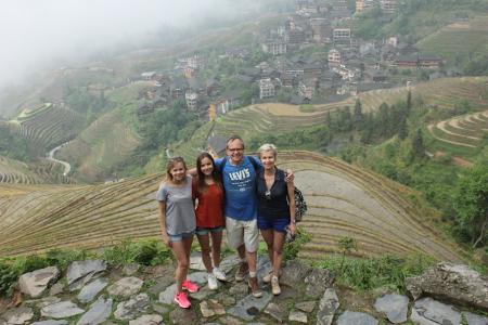Famille HENNON – Circuit Guangxi (4 jours)