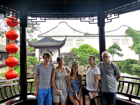 Avis Famille Mestralet Chine