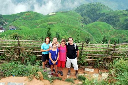 Famille Mornet – Circuit Guizhou et Guangxi (11 jours)