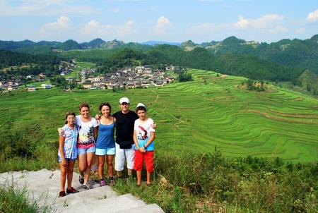 Avis Famille Mornet Chine