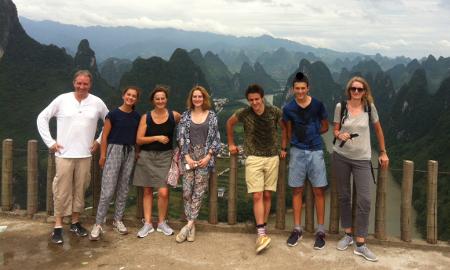 Famile PEUGNET – Pékin et Guangxi (9 jours)
