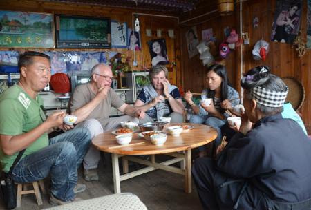 Mr et Mme FAURES – Festivals, villages et minorités du Guizhou (13 jours)