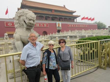 Groupe LAYE – Découverte de la Chine – Mai 2016 (16 jours)