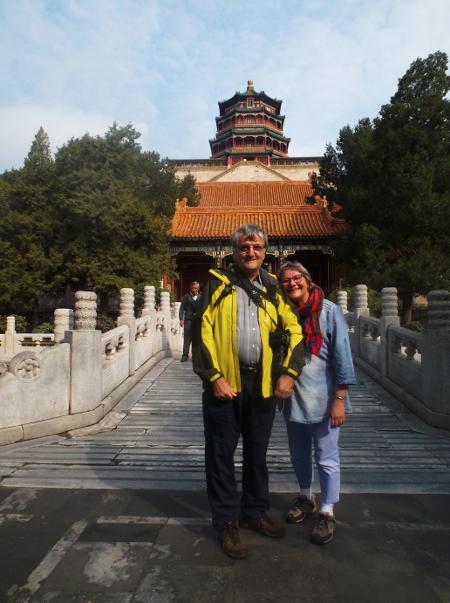 Liliane et Yves LEDUC – Découverte de la Chine (17 jours)