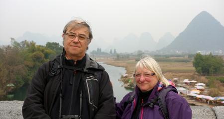 Lisa & Jean – Circuit Guangdong – Guangxi (6 jours)