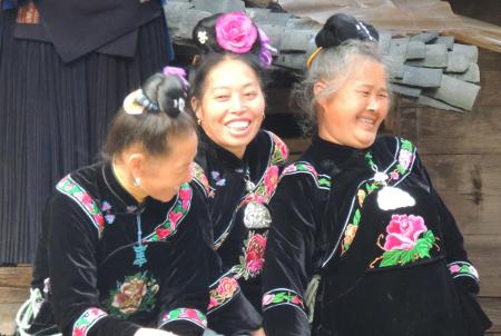 Marianne et Olivier – Voyage au Guizhou et Fujian (15 jours)