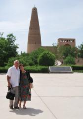 Mr et Mme NICOT – circuit de Pékin à Samarkande (26 jours)