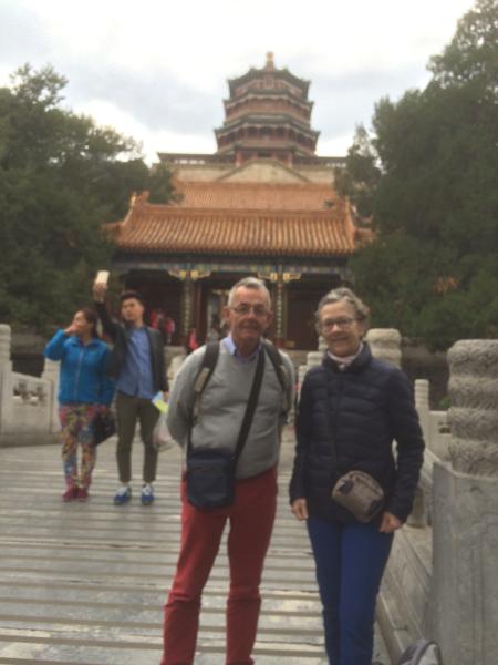 Solange et Régis – Essentiels de Chine – Mai 2016 (11 jours)