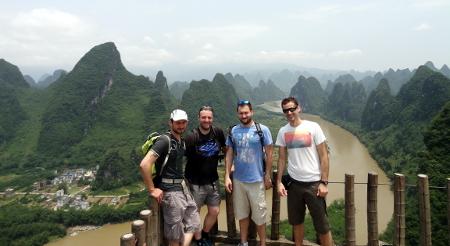 Aurélien – Voyage au Guangxi (7 jours)