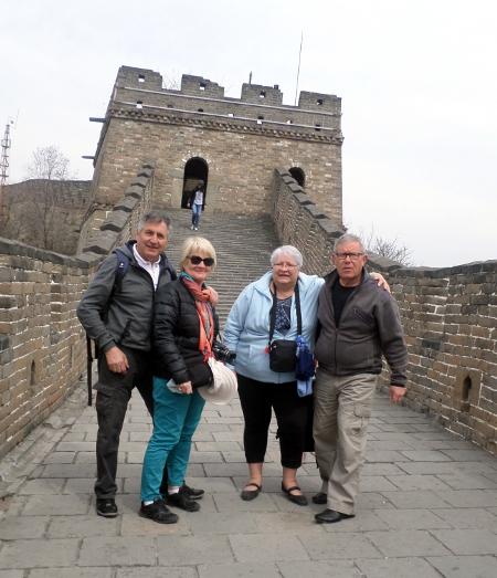 Claire et Denis – Essentiels de Chine (14 jours)