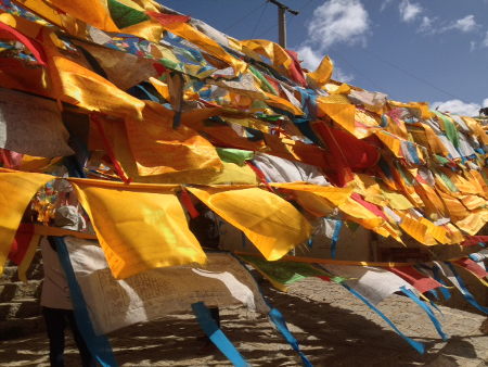 Florence et sa famille – Yunnan et Tibet