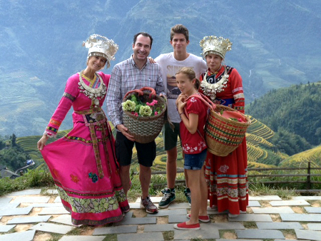 Groupe Camille – Circuit au Guangxi (5 jours)