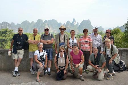 Groupe CHATELET – Immersion Guangxi et Guizhou (14 jours)