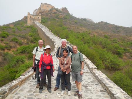 Avis groupe Sciau Chine