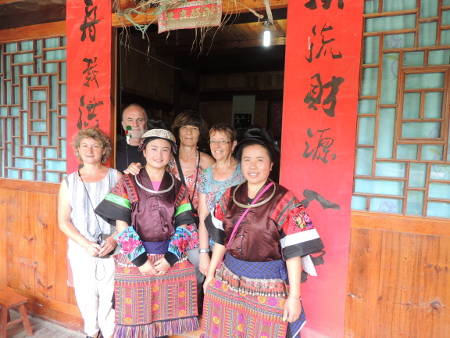 Groupe DAUPHIN – Voyage Guizhou et Guangxi (17 jours)