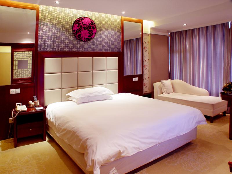 H tel new frienship luoyang bon rapport qualit prix for Hotel bon prix