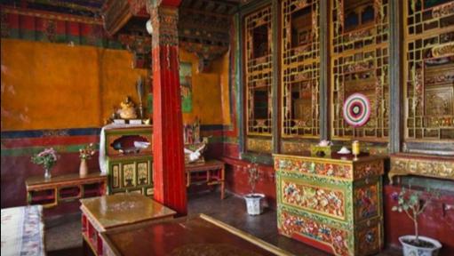 Marthe-Elisabeth et René – Voyage en Chine et au Tibet (42 jours)