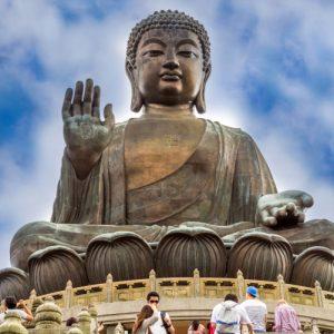 Grand Bouddha de Lantau - 天壇大佛