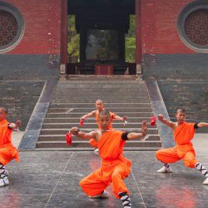 Monastère de Shaolin - 少林寺
