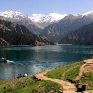 Lac Tianchi - 天池