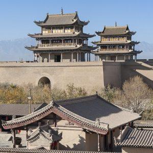 Jiayuguan - 嘉峪关