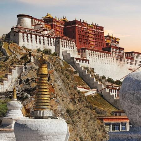 Groupe Berthier – Circuit de Pékin à Katmandou (28 jours)