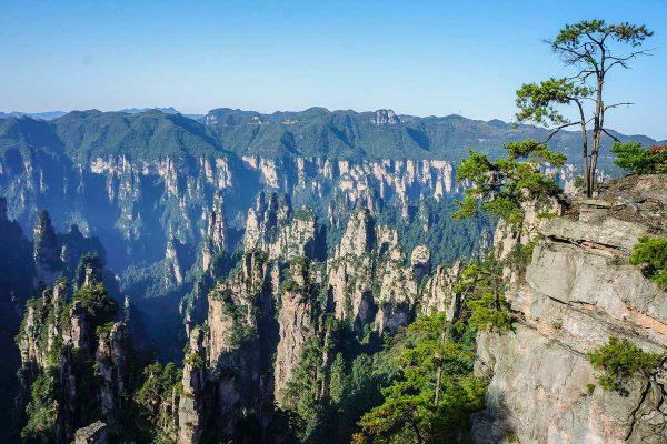 Zhangjiajie-Hunan-ChinaRoads3