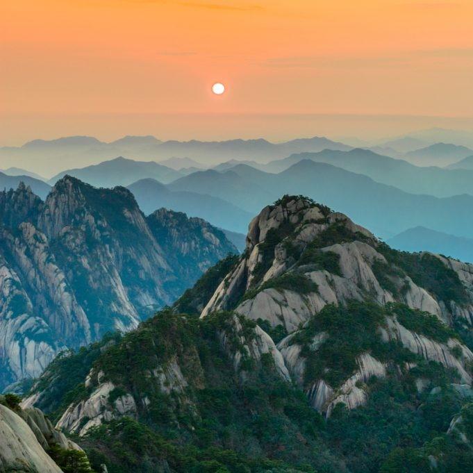 Circuit Montagne Jaune et Fujian (9 jours)