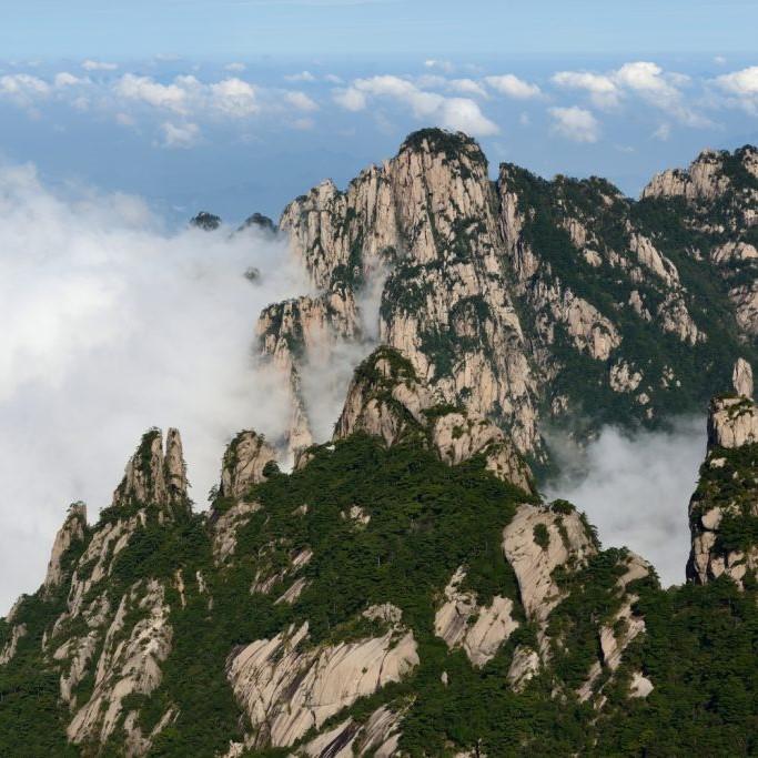 Emilie – Mont Huangshan et villages d'Anhui (4 jours)
