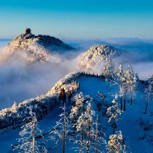 Montagne Emei Shan - 峨眉山