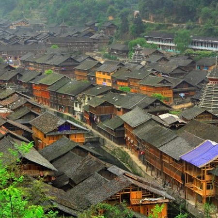 Circuit Zhaoxing – Mr LEHN (3 jours)