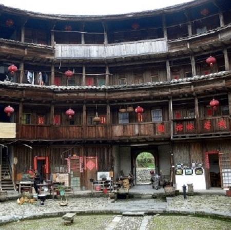 Matthieu – découverte du Fujian (5 jours)