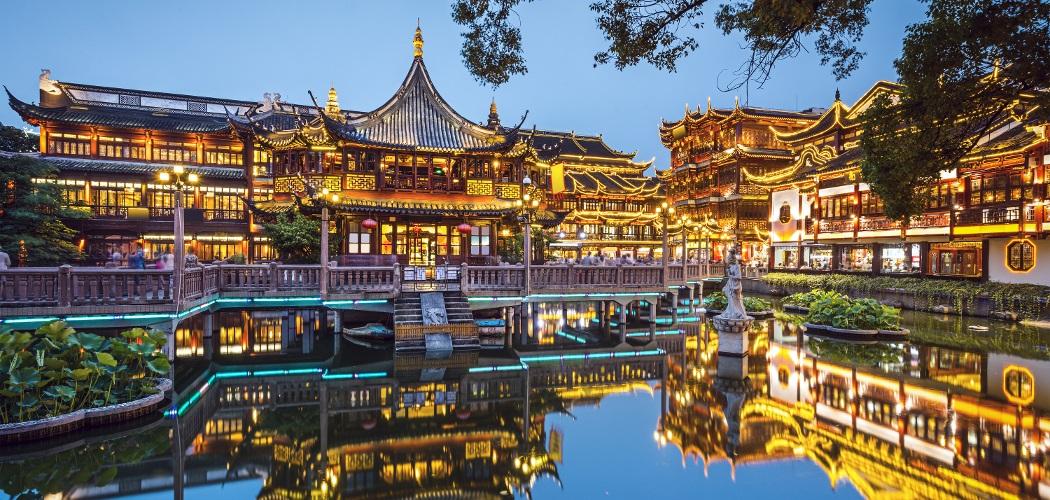 Le jardin Yu à Shanghai en Chine - information et guide | China Roads