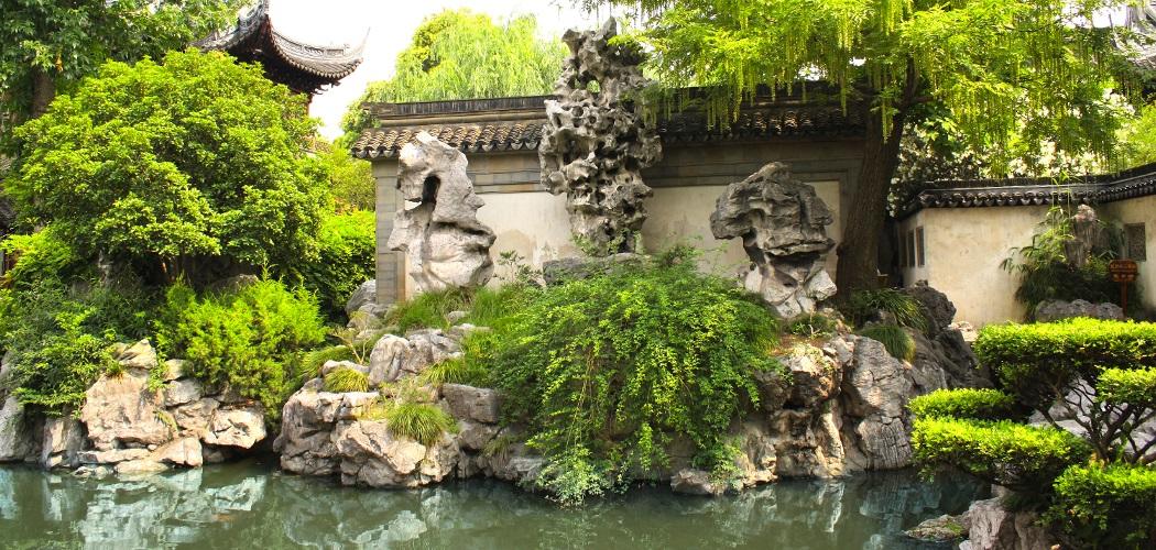 Le jardin Yu à Shanghai en Chine - information et guide ...