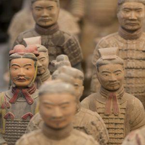 Armée Enterrée de Xi'an - 兵马俑