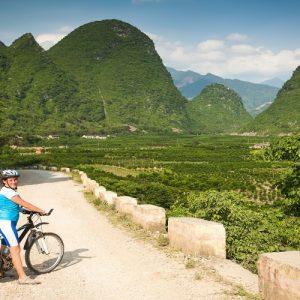 Balades à vélo à Yangshuo - 阳朔自行车旅游