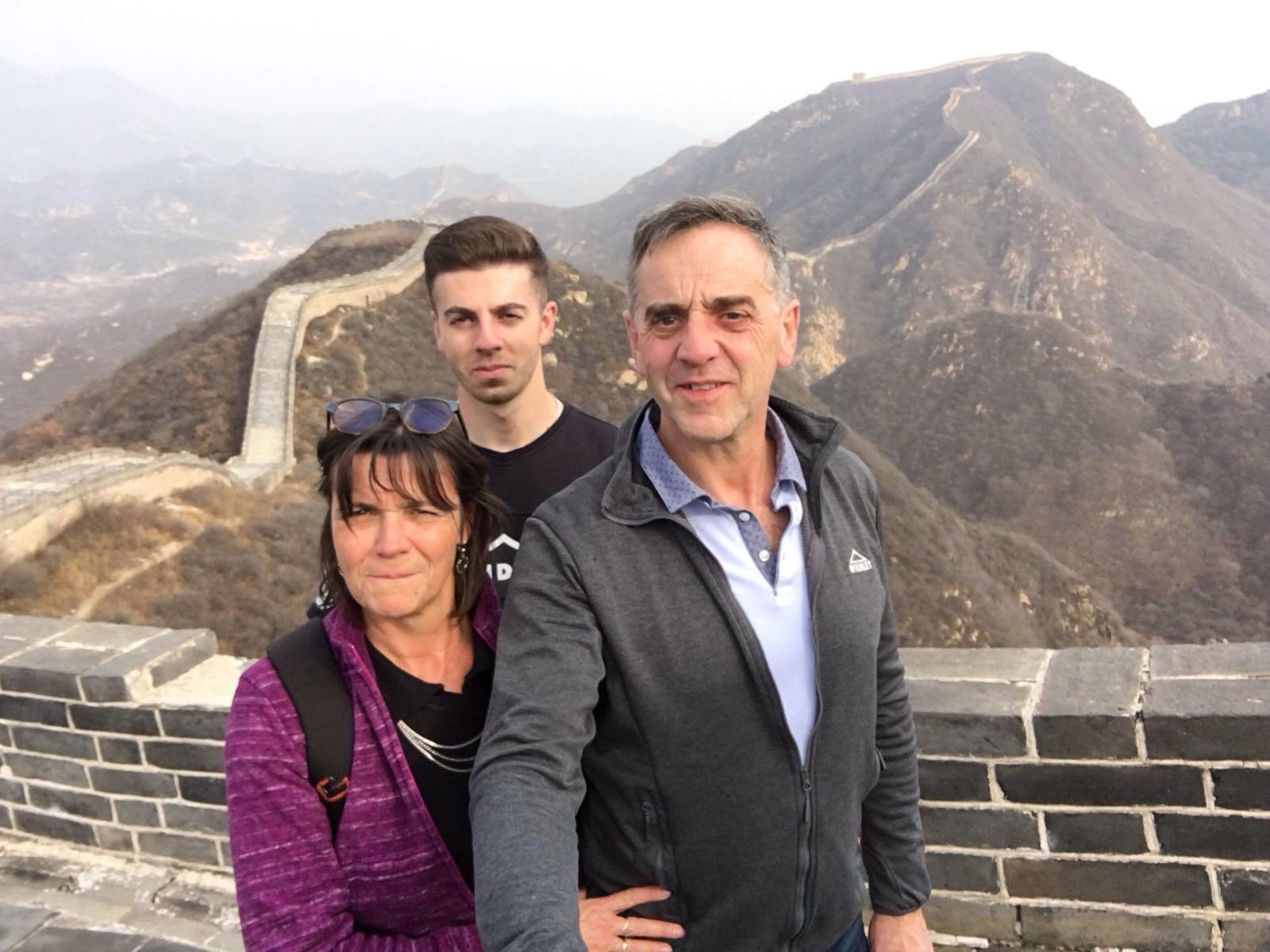 Mr et Mme COTTON – Pékin, Shanghai et Huangshan (10 jours)