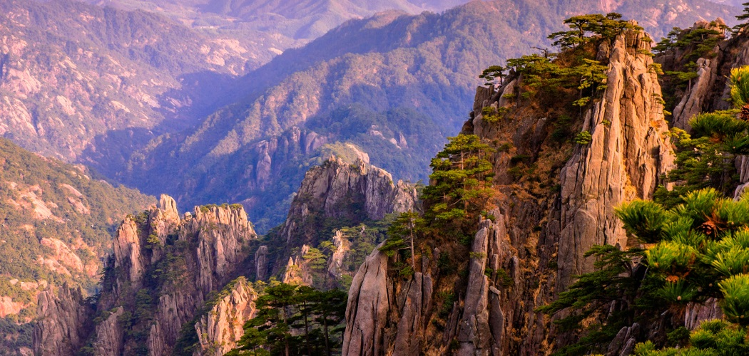 Marc – Huangshan, vallée de Jade et Xidi (6 jours)