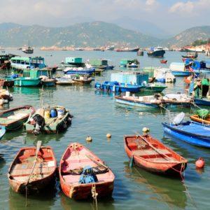 Ile de Cheng Chau - 長洲